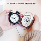 Mini Alarm Clock Bell Alarm Clock Analog Desk Clock with Twin Bell form Bedroom#