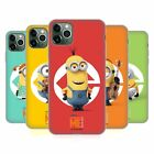 OFFICIAL DESPICABLE ME MINIONS SOFT GEL CASE FOR APPLE iPHONE PHONES