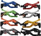 For Triumph SPEED FOUR TRIPLE 1050 R SPRINT GT RS ST CNC Brake Clutch Levers 157 $25.98 USD on eBay