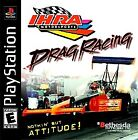 IHRA Motorsports Drag Racing COMPLETE GAME for Playstation PS1 PS2 system VGC