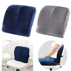 Home Office Chair Car Seat Cushion Lumbar Support Pads Lower Back Pain Pillows
