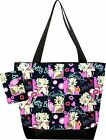 "BETTY BOOP BIKER TOTE BAG PURSE DIPER BAG HANDBAG WITH COIN POUCH 17"" LARGE $11.99 USD on eBay"