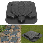 Concrete Tortoise Turtle Mold Paving Stepping Stone Mould Cement Garden Path ABS image