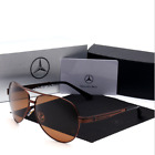 New men's polarized sunglasses pilot men's Mercedes sunglasses