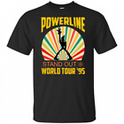 Powerline Stand Out World Tour 95′ Concert T-Shirt image