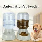 Large 38L Automatic Bowl Water Drinker Dispenser Pet Dogs Cat Puppy Feeder Dish