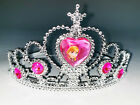 OFFICIAL LICENSED DISNEY FROZEN TIARA ANNA ELSA CROWN CHILDS FANCY DRESS