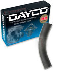 Dayco Lower Radiator Hose for 1937 Pontiac Deluxe Model 6CA - Engine Coolant as