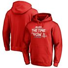 Houston Rockets Fanatics Branded 2018 NBA Playoffs Bet Slogan Pullover Hoodie - on eBay