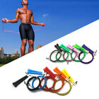 Body Building Fitness Accessories Jump Ropes Skip Rope Steel Wire ABS Handle image