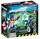 Ghostbusters Spengler And Ghost - Playmobil (Toy New)