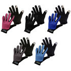 Bike Gloves Winter Breathable Full Finger Cycling Touch Screen Glove Pink