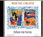 Wayne Gratz - Follow Me Home (CD, 1993, Narada)