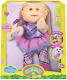 Cabbage Patch Kids Girls Baby Blonde Brown Eyes Rocker Antique Toy Doll, New