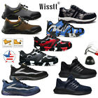 Kyпить Men's Camouflage Work Safety Shoes Steel Toe Boots Indestructible Sneakers ESD на еВаy.соm