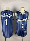 Tracy McGrady #1 Orlando Magic Mens Throwback Blue Jersey S-2XL on eBay