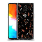 HEAD CASE DESIGNS GOLD CHRISTMAS GEL CASE FOR AMAZON ASUS ONEPLUS