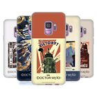 OFFICIAL DOCTOR WHO CLASSIC GLITCH POSTERS GEL CASE FOR SAMSUNG PHONES 1 $17.95 USD on eBay