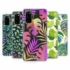 HEAD CASE DESIGNS GREENERY GEL CASE FOR SAMSUNG PHONES 1
