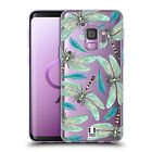 HEAD CASE DESIGNS WATERCOLOUR INSECTS GEL CASE FOR SAMSUNG PHONES 1