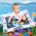 Water Mat Baby Inflatable Water Play Mat Tummy Time Playmat Fun Activity New