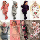 Baby Sleeping Bags Newborn Infant Blanket Swaddle Wrap Long Sleeve Gowns Outfits