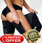 Leg Shaper Sauna Sweat Thigh Trimmers Calories off Anti Cellulite Weight Loss Sl $6.99 USD on eBay