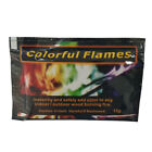 Mystic Colored Fire Flame for Bonfire Party Festival Colorful Flames Magic Trick