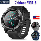 Zeblaze VIBE 5 HR Advanced Waterproof Smart Watch for iOS&Android Sports US