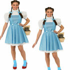 Wizard of Oz Dorothy Ladies Fancy Dress World Book Day Womens Adult Costume