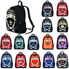 New NFL PICK YOUR TEAM Boy / Girl / Kids School Backpack School Supplies $22.48 USD on eBay
