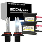 SOCAL-LED 9005 HB3 HID Conversion Kit DC 35W Digital Ballast Headlight All Color $41.87 CAD on eBay