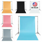 US PVC Newborn Photo Background Backdrop Wall Photography Backdrops Studio Props