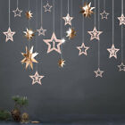 Star Hanging Paper Garland Wedding Party Birthday Baby Shower Table Decoration