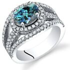 Oravo Sterling Silver 1.75-carat Simulated Alexandrite image