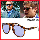 Steve McQueen Sunglasses Secret Agent James Bond Oculos De Sol Masculino Freship $11.78 USD on eBay