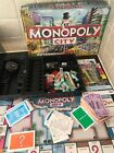 Monopoly City with 80 3d Buildings Board Game By Hasbro Complete