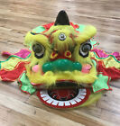 Traditional Lion Dance Costume For Children Wool Costume Kids Dress Folk Art Toy