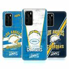 OFFIZIELLE NFL 2019/20 LOS ANGELES CHARGERS RUCKSEITE HÜLLE FÜR HUAWEI HANDYS 1