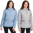 Trespass Agelina Womens Padded Jacket Puffer Casual Coat For Ladies