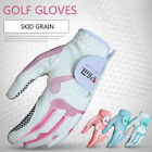 Women's Left Hand & Right Hand Sport High Quality Nanometer Cloth Golf Gloves AU