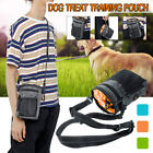 Pet Dog Puppy Obedience Training Treat Bag Feed Bait Food Snack Belt Waist Pouch