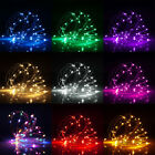 5M 50 LED USB Fairy Light Power Copper Wire Strip String Party Waterproof Xmas