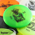 Discraft STAR WARS YODA CIRCLE Z BUZZZ *pick weight/color* Hyzer Farm disc golf $17.95 USD on eBay