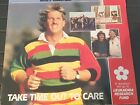 Ian Botham, Bobby Buck and Poacher 'Take Time Out To Care' 1986