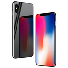 For iPhone 11 Pro Max/XR/X/7 8 Plus Luxury Tempered Glass Mirror Back Case Cover