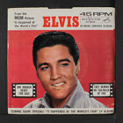 ELVIS PRESLEY: One Broken Heart For Sale 45 (VG PS) Oldies