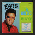 ELVIS PRESLEY: In The Ghetto / Any Day Now 45 (PS) Oldies