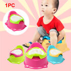 Child Toddler Potty Training Seat Baby Kid Fun Toilet Trainer Chair image
