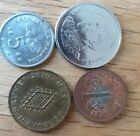 Job Lot Mixed Coin From Southeast Asia brunei singapore malaysia thailand